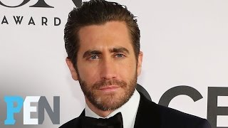 Jake Gyllenhaal On Film, Family And The Actors Who Influenced Him | PEN | Entertainment Weekly