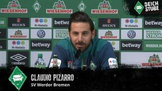 """Pizarro: """"Habe momentan keinen guten Platz für einen Bambi"""""""