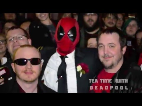 The Deadpool Movie Premiere