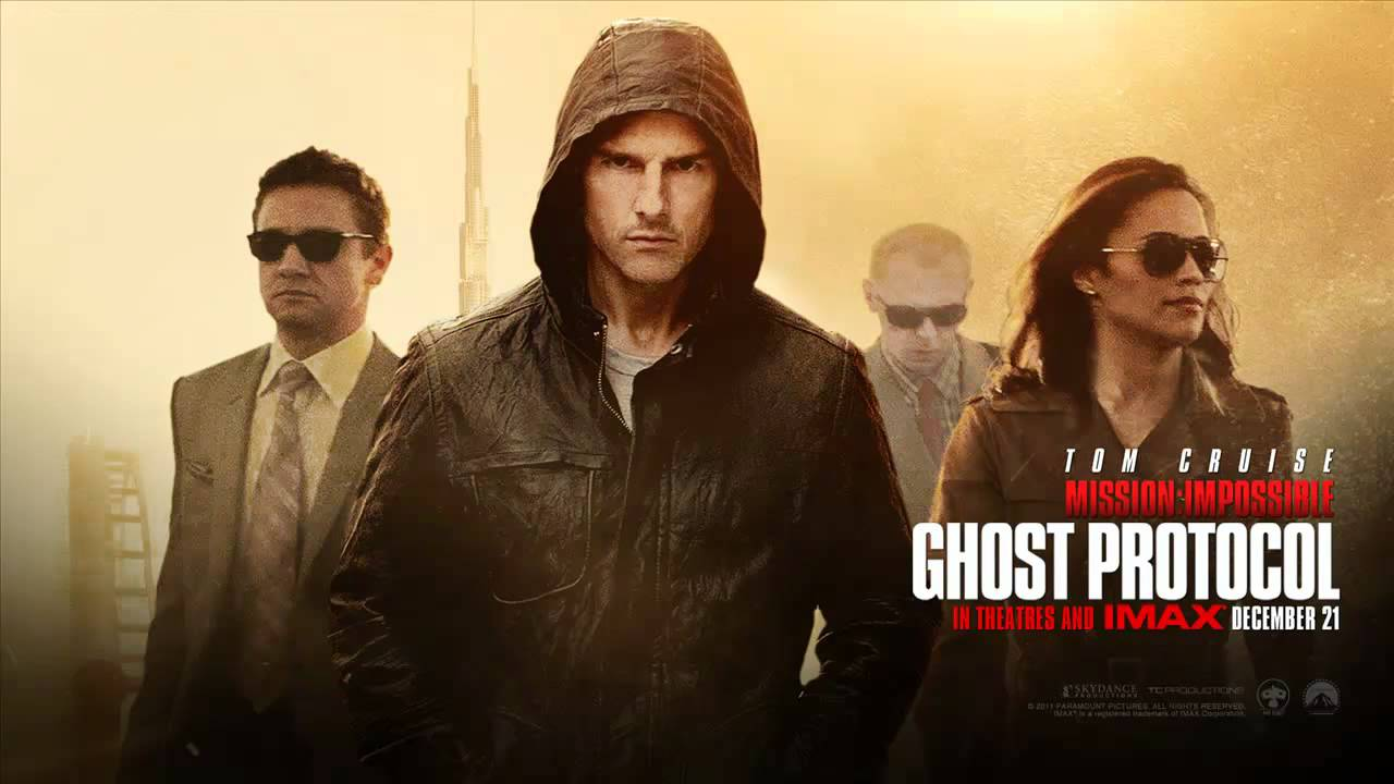 Download mission impossible 4 (ghost protocol) mp3 ringtones.