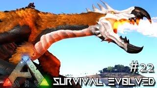 ARK: SURVIVAL EVOLVED - NEW ALPHA DODOREXY & DODOWYVERN TAME !!! E22 (ARK ANNUNAKI EXTINCTION CORE)