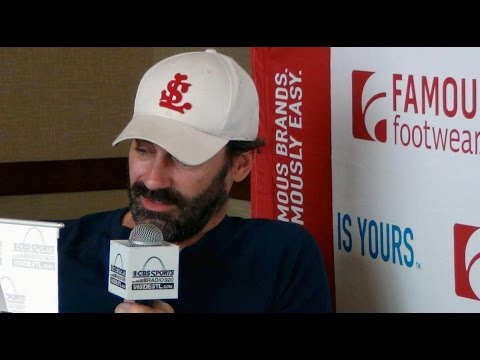 Jon Hamm Chats with Edmonds and McKernan