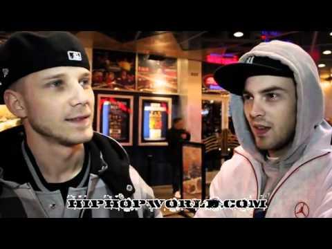 DJ Dysfunkshunal & Fatty K interview in New York C...