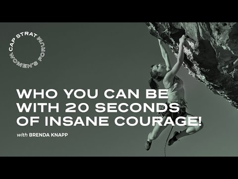 Who You Can Be With 20 Seconds of Insane Courage!