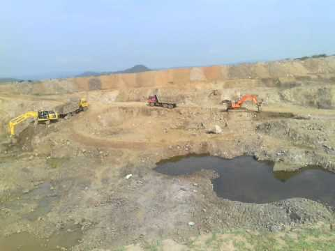 Telanagana Drinking Water Grid Project in Yellor village of Kollapur Mandal