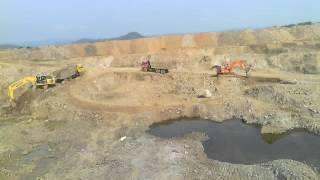 Telanagana Drinking Water Grid Project in Yellor village of Kollapur Mandal