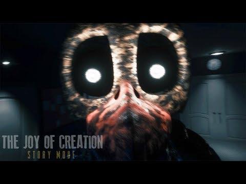ЭТО ПОЛНЫЙ БЕСПРЕДЕЛ ► The Joy of Creation: Story Mode #4