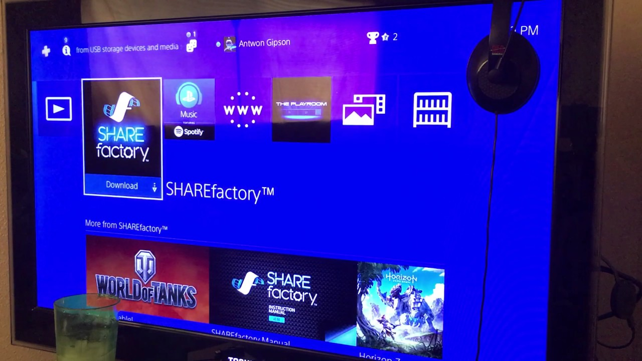 PS4 Lines On Screen White Lines Horizontal Lines