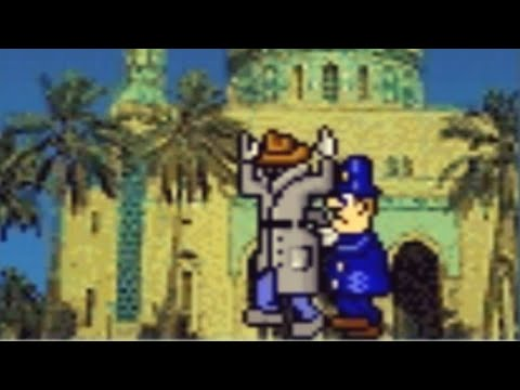 Where in the World is Carmen Sandiego? (SNES) Playthrough - NintendoComplete