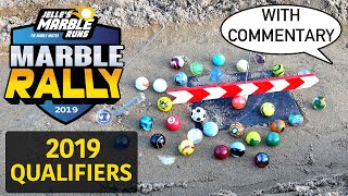 Marble Race: Sand Marble Rally 2019 Qualifiers