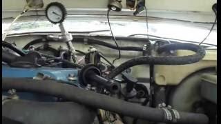 Диагностика автомобиля Волга с последующей обработкой составом Нт-10