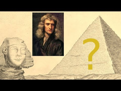 Newtons Suspicion about the Great Pyramid may shock you!