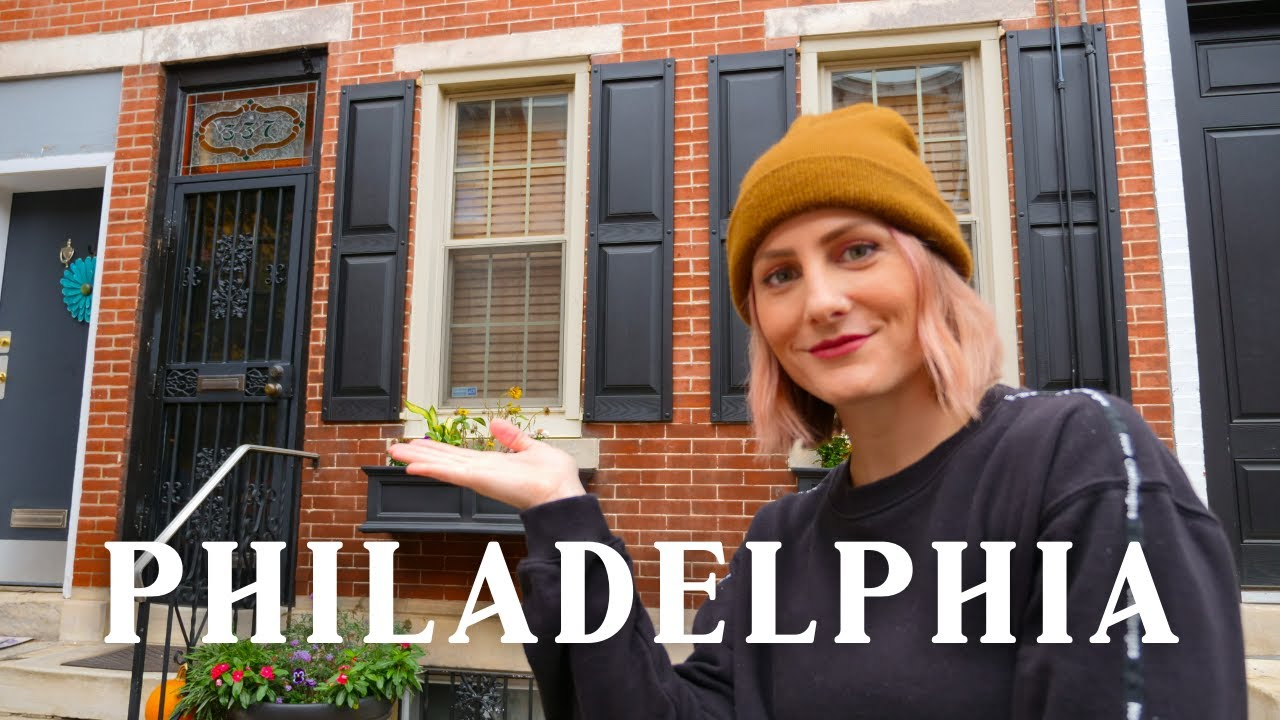 Philadelphia Apartment Tour