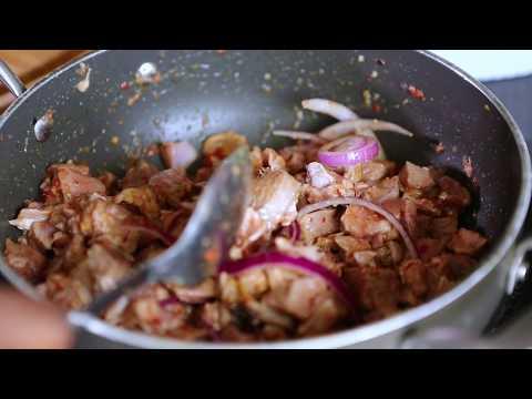 HOW TO MAKE ASUN (BBQ Goatmeat)