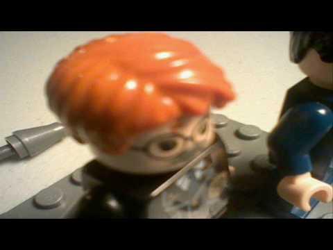 Lego Batman - Scarecrow Returns