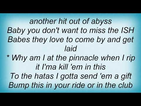 Tech N9ne - Imma Tell Lyrics