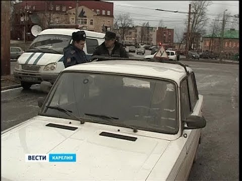 ГИБДД Петрозаводска проверила Учебные авто