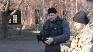 """Хитрый в команде СК """"Черные Коты"""""""