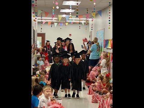 Saraland Early Education Center Kindergarten Graduation