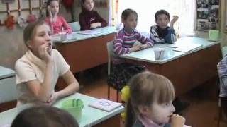 Мой урок новой школе - Пономарёва