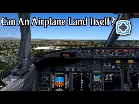 Can An Airplane Land Itself? - Aviation Facts