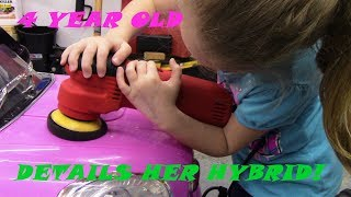 4 Year Old Details Her Hybrid!