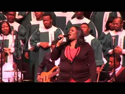 I Believe God, UAB Gospel Choir by Kurt Carr