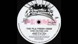 Fila Fresh Crew - Drink it up