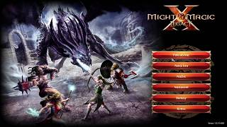 Might and Magic X - Test gameplay CZ