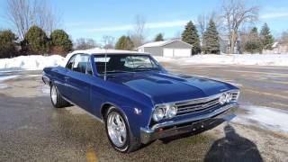 1967 chevelle Convertible for sale at www coyoteclassics com