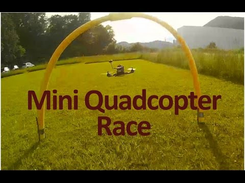FPV Race Quadcopter Practice