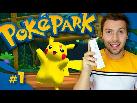 POKEPARK #1 - LE PARC D'ATTRACTIONS POKEMON - Let's Play Wii