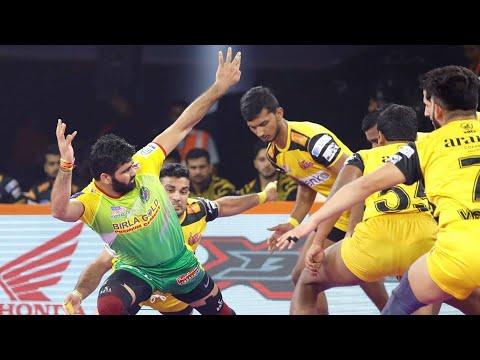 Pro Kabaddi 2019 Highlights |Telugu Titans vs Patna Pirates | M98