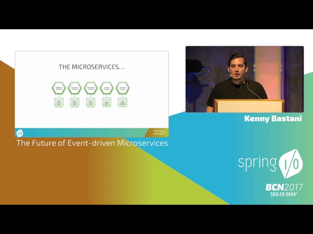 The Future of Event-driven Microservices with Spring Cloud Stream