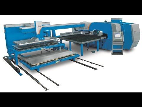 Prima Power Shear Genius SGe - Turret Punch Press & Shearing