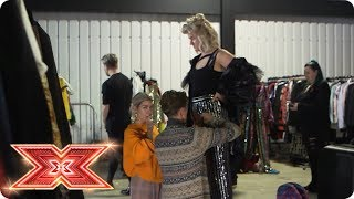 The Simon, The Pitch and The Wardrobe | The X Factor UK 2017