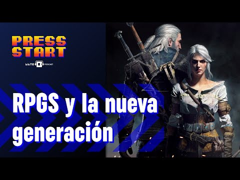 RPG: ¿La cúspide de los videojuegos? y La novena generación ha llegado [Press Start 031]