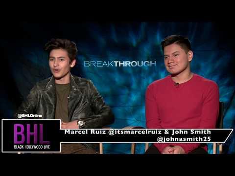 Marcel Ruiz & John Smith Talk Breakthrough
