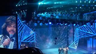Филип Киркоров Песня года 2019 Съемка 7 12 2019