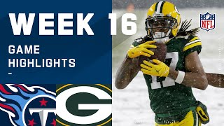 Titans vs. Packers Week 16 Highlights | NFL 2020