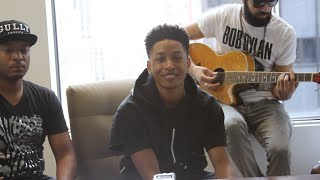 Jacob Latimore - Heartbreak Heard Around The World (Video)