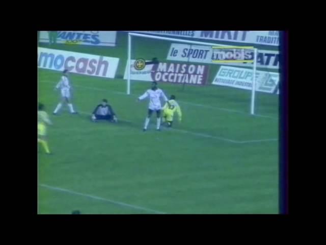 Nantes-Brest 1989-90