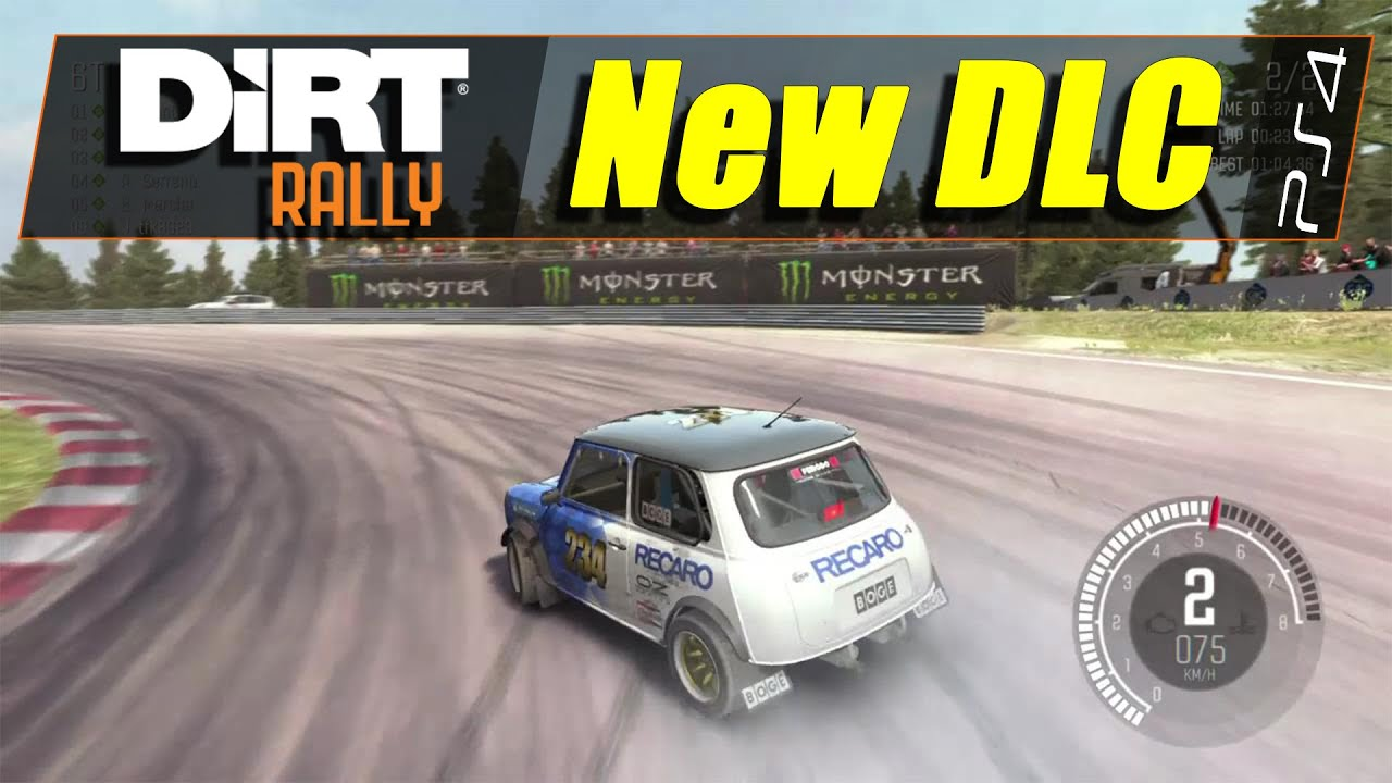 dirt rally ps4 new dlc car liverys 720p hd youtube. Black Bedroom Furniture Sets. Home Design Ideas