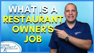 Restaurant Management Tip - What are the responsibilities of a restaurant owner #restaurantsystems