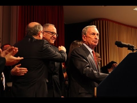Mayor Bloomberg Announces a New Applied Sciences Campus on Roosevelt Island