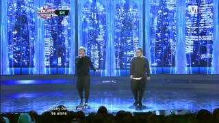 투빅_Bye Bye Love(Bye Bye Love by 2BiC@Mcountdown 2013.3.21)