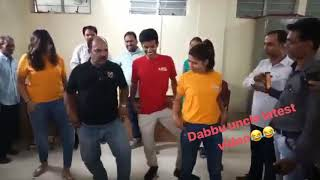 Dabbu uncle is back    dance in college    latest video