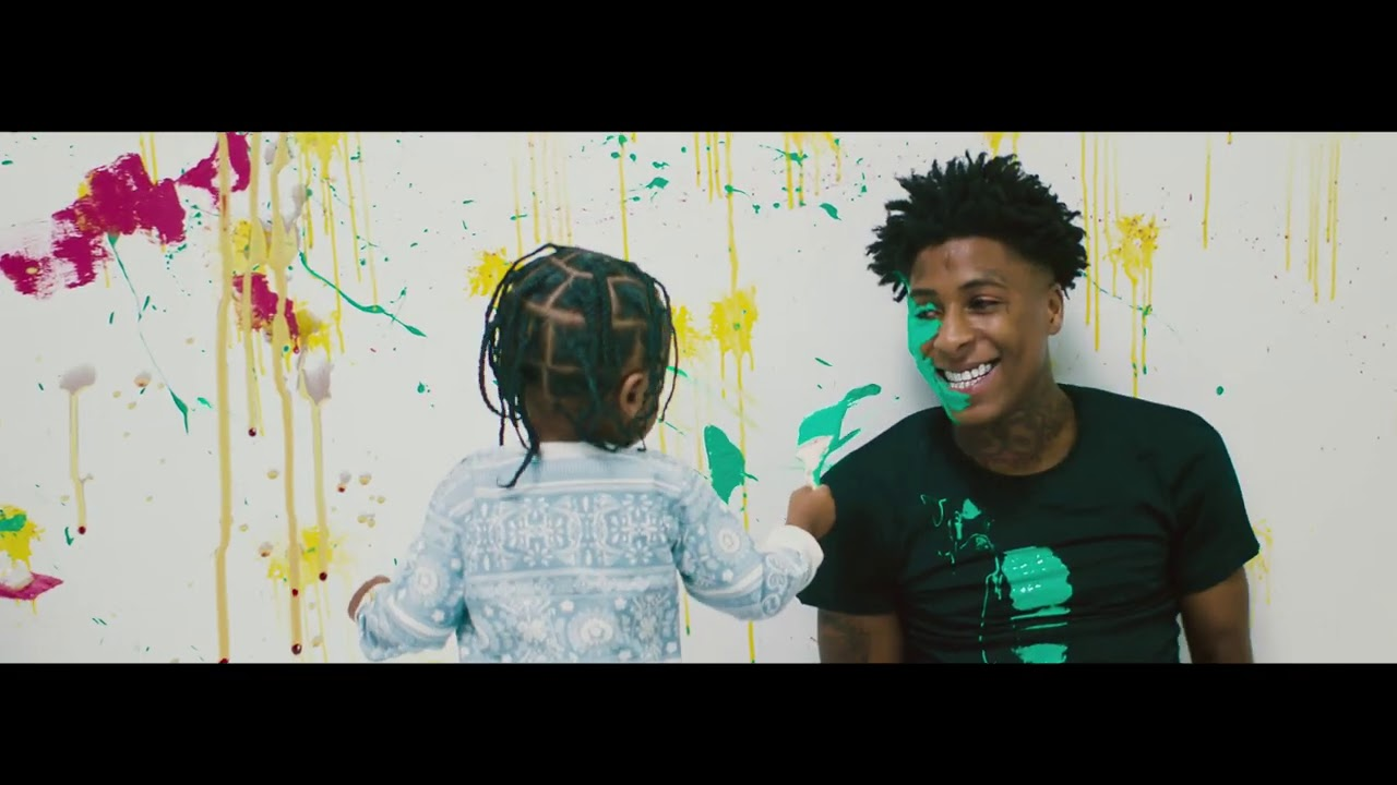YoungBoy Never Broke Again - Kacey Talk [Official Music Video]