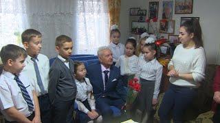 Ветеран контрразведки Александр Шахов отметил 90-летний юбилей