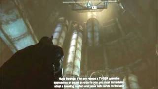 Arkham City - Restricted Area access glitch